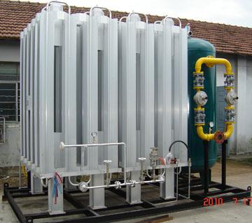 LNG气化减压站