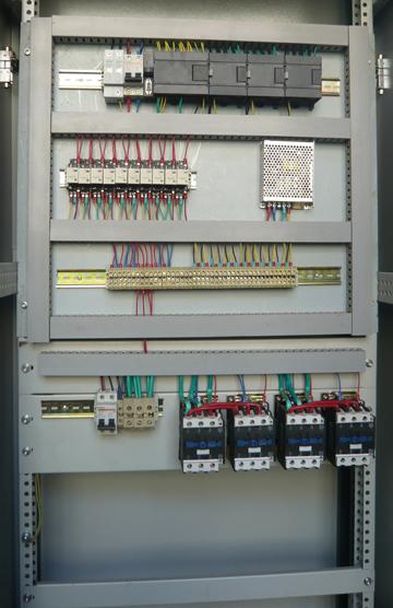 CNG-500电加热控制柜
