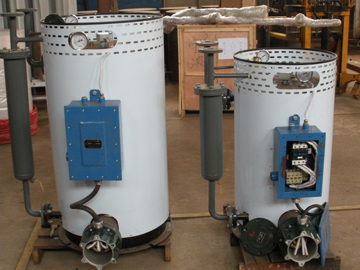 莫瑞拉MESURA OEV系列电热水浴式气化器