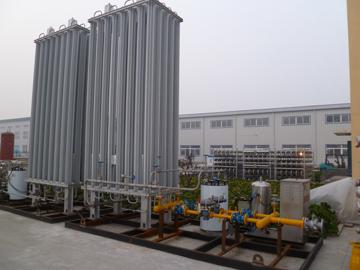 LNG及低温液体空温式汽化器