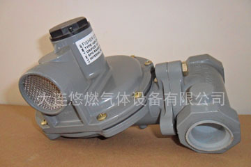FISHER HSR液化气减压阀