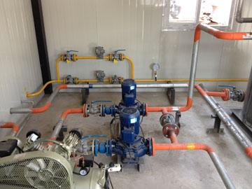 热水锅炉循环泵