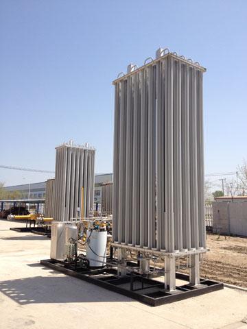 300方LNG气化减压撬