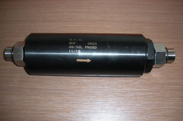 大型CNG减压撬过滤器