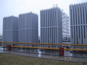 2700方LNG气化站