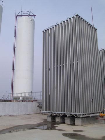 江阴江力燃气2500方LNG气化站