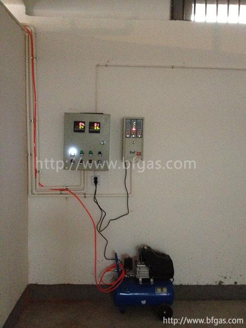 控制系统及空气压缩机