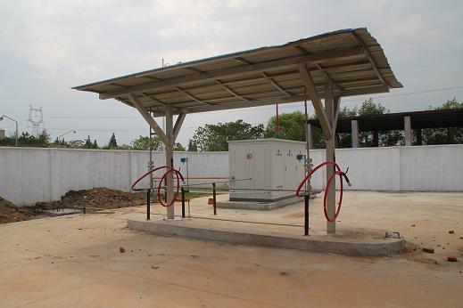 CNG-500C减压站