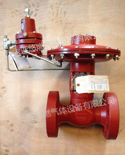 E2HPPR-30大流量调压器